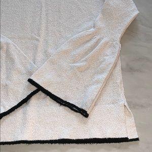Zara Tops - Zara Bell-sleeve Sweater